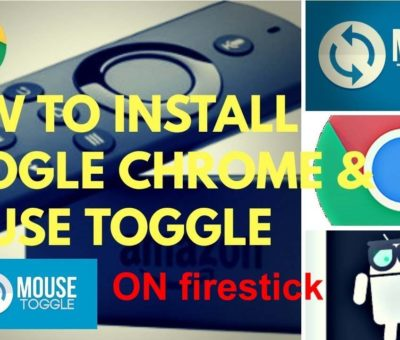 Chrome on Firestick