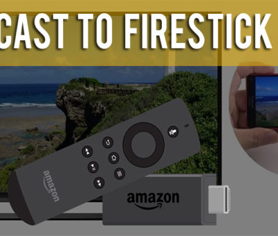 Cast To Firestick
